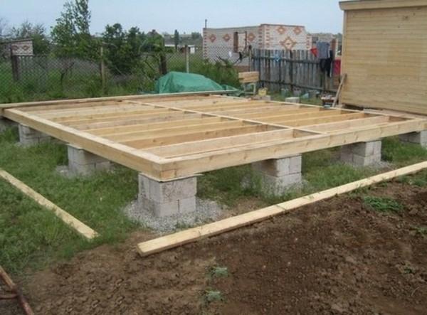 Руководство по самостоятельной заливке бетонного фундамента для дома