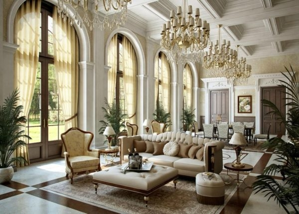Как сделать гостиную светлой и комфортной: выбираем правильное освещение