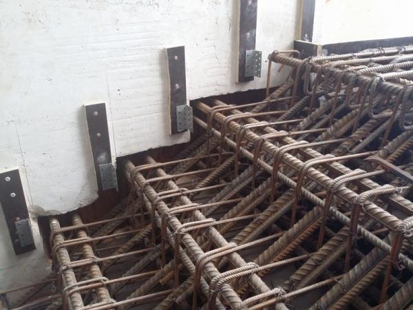 Лестница из бетона: особенности самостоятельного изготовления